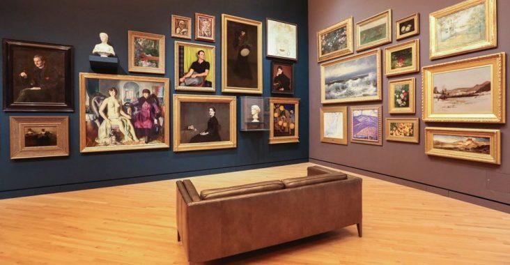 Sæt dit personlige præg i hjemmet gennem kunst